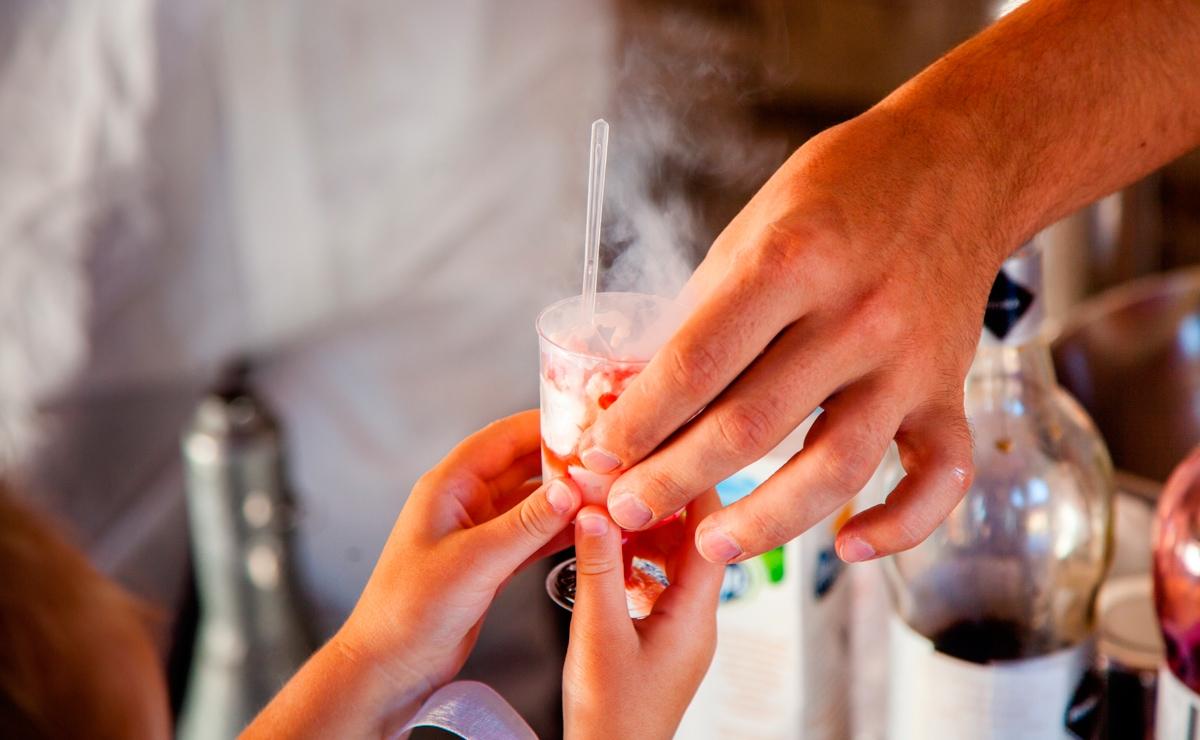 Крио шоу мороженое для детей