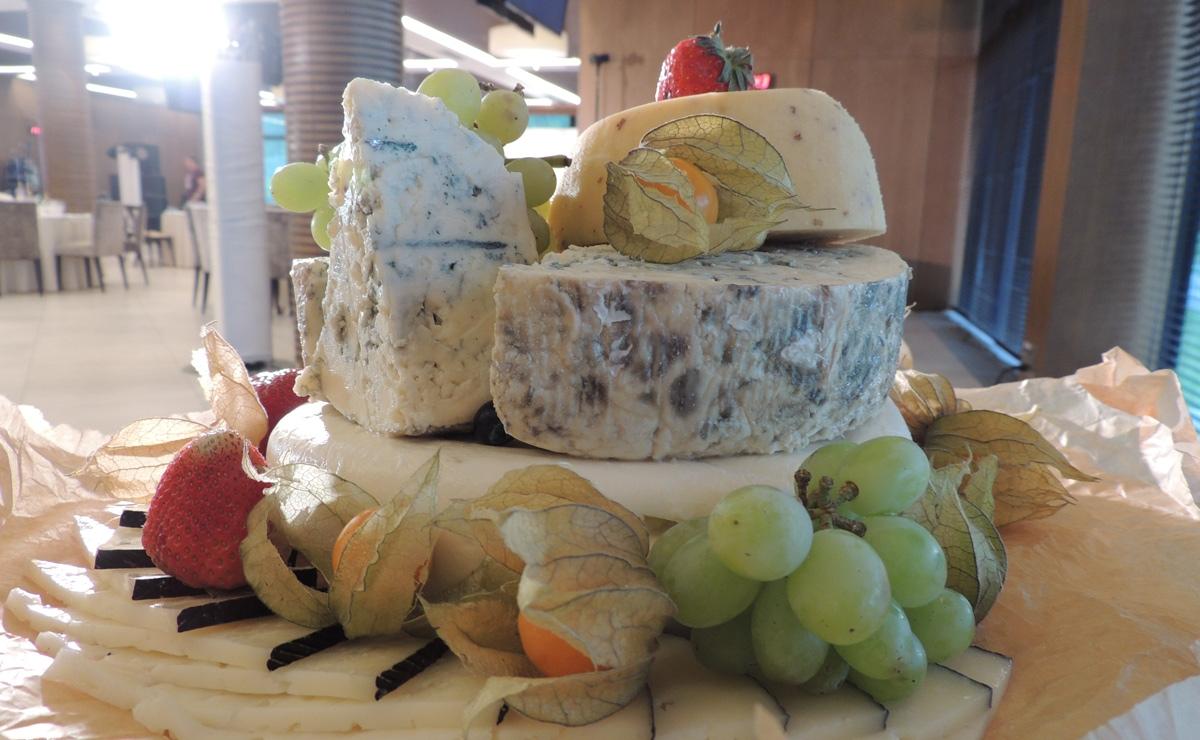Сырный стол на мероприятие