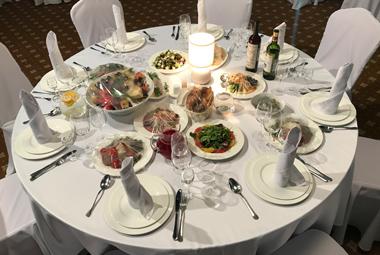 Услуги food-стилиста на свадьбе
